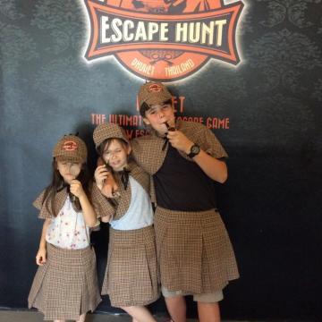 Escape Hunt - Phuket - 02