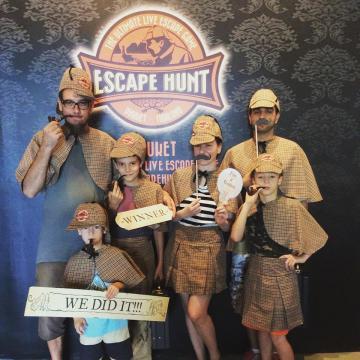 Escape Hunt - Phuket - 03