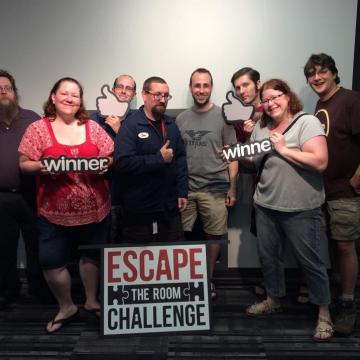 Escape The Room Challenge - West Chester - 02