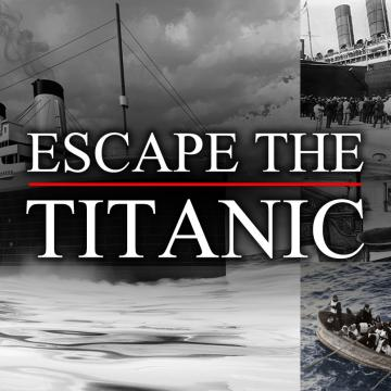 Escape The Titanic - Houston - 01