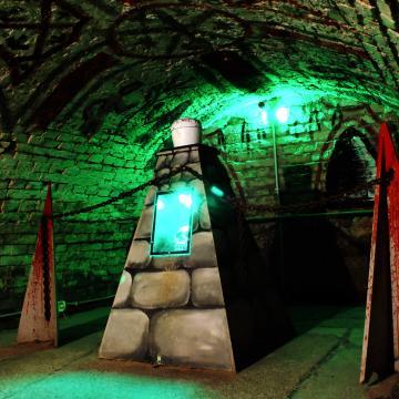 Kalandok a Piramisban - Budapest - 02