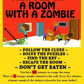 Room Escape Adventures - Washington - 01