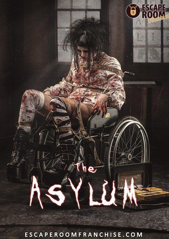 Asylum Room Escape Game in Auckland