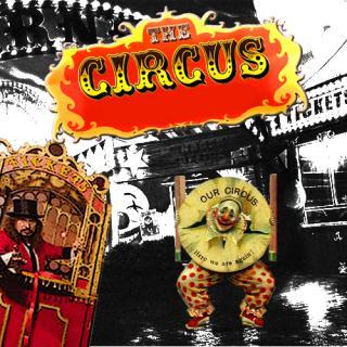 Borzadályos Cirkusz - Budapest
