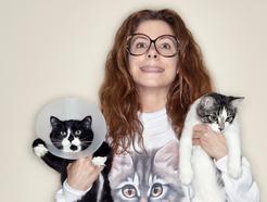 Crazy Cat Lady - Columbus
