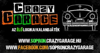 Crazy Garage - Sopron