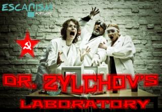 Dr. Zylchov's laboratory - Portland