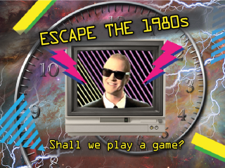 Escape The 1980s - Philadelphia