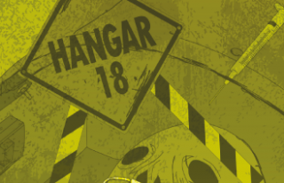 Hangár 18 - Budapest