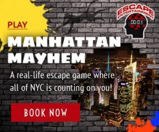 Manhattan Mayham - New York