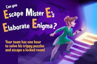 Mr. E's Elaborate Enigma - San Francisco