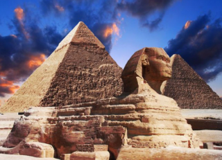 Pharaoh's Tomb - Austin
