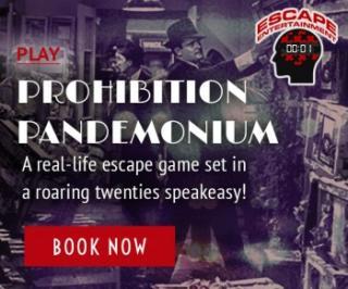 Prohibition Pandemonium - New York