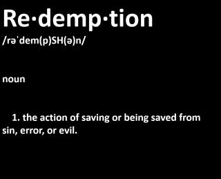 Redemption - Columbus