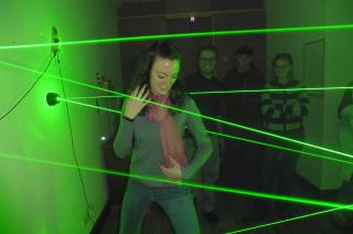 The Heist Escape Room Challenge