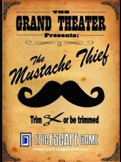 The Grand Theater presents: The Mustache Thief - Denver