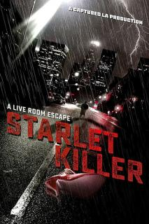 The Starlet Killer - Los Angeles