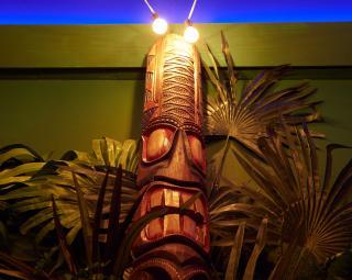The Tiki Palace - Los Angeles