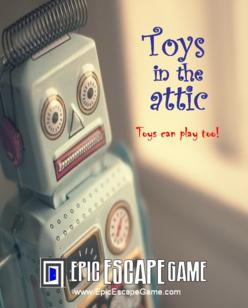 Toys in the Attic - Denver