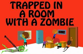 Trapped in a room with a zombie - Portland
