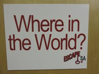 Where in the world? - San Antonio
