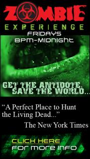 Zombie Experience - New York
