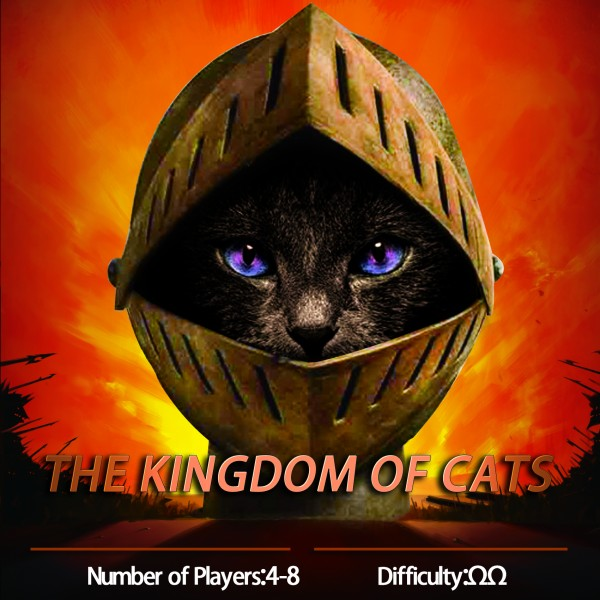 The Kingdom Of Cats Room Escape Game In Washington